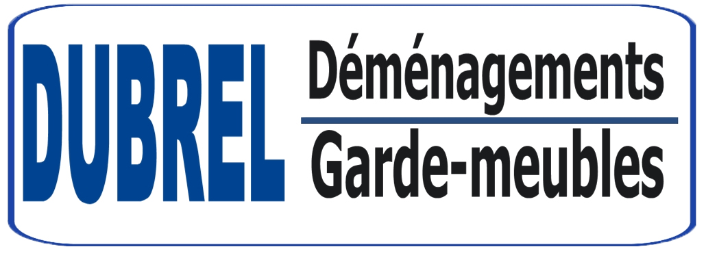 Logo de l'entreprise Déménagement Dubrel